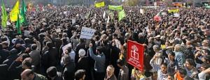 تجمع امروز مردم شیراز در محکومت حرمت شکنیها