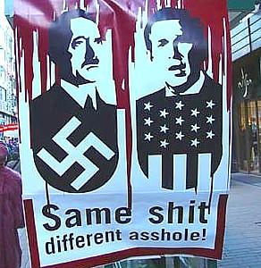 بوش-هیتلر