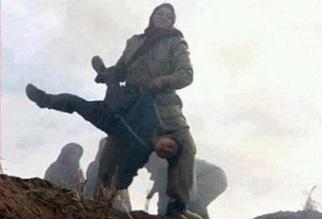 قتل عام کردهای عراق توسط مجاهدین خلق