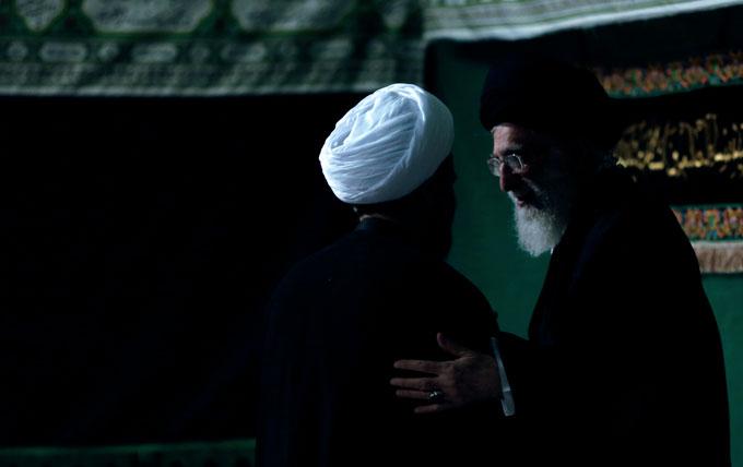 امام خامنهای و حاج آقا پناهیان